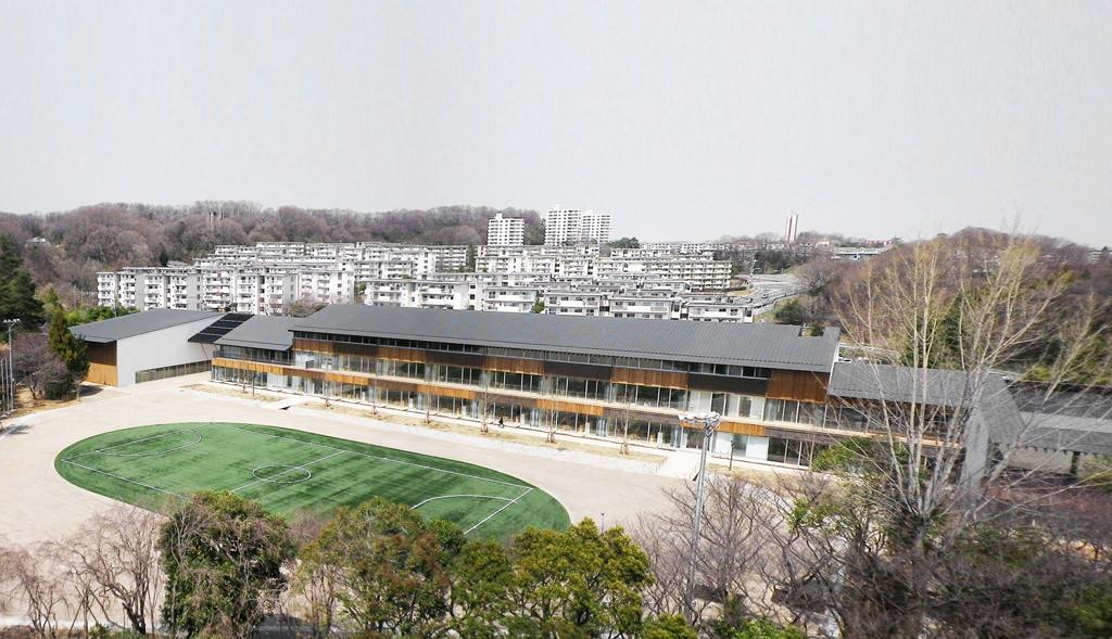 帝京大学小学校の写真